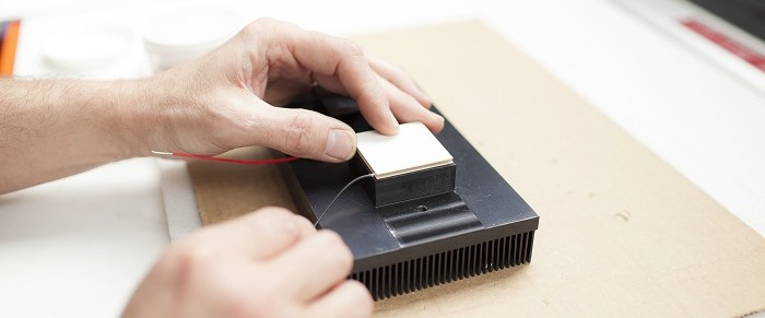 Energy harvesting products for thermoelectrics
