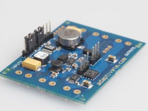 Adaptive energy harvesting board