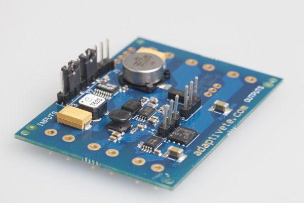 Adaptive energy harvesting board